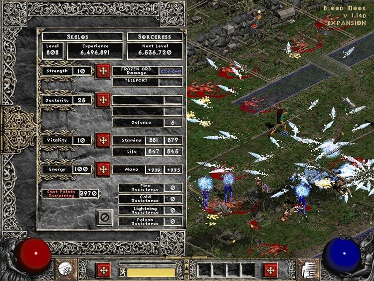 Paragon Meme Diablo 2 mod
