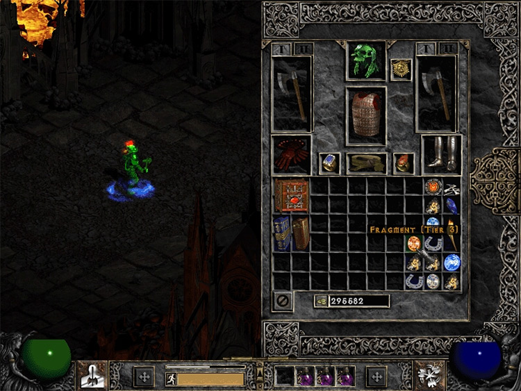 The Perfect Drop Mod for Diablo 2