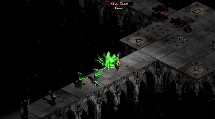 Demon Hunter Class Mod screenshot