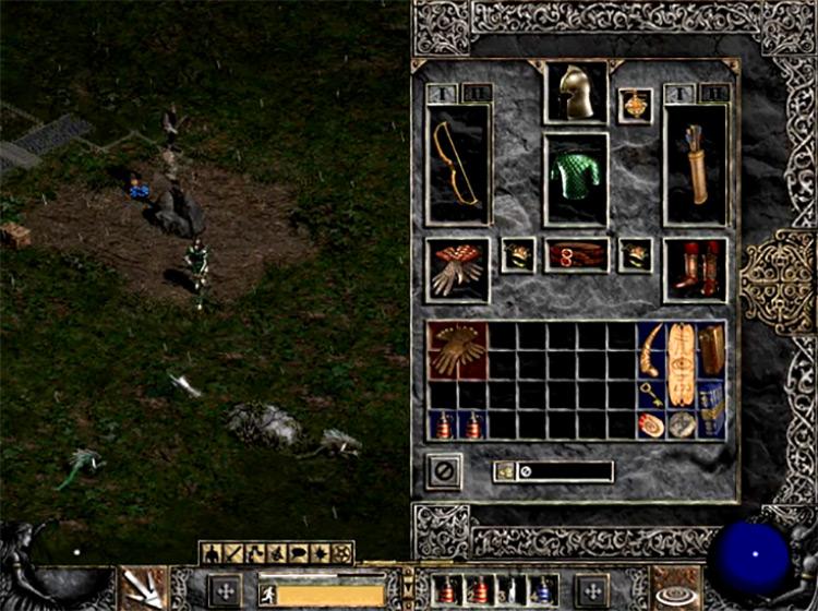 No Intro Mod for Diablo 2