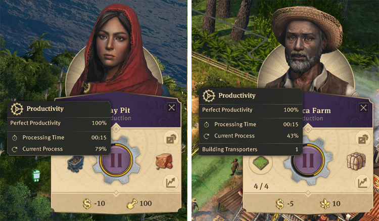Increased Production and Enhancements for Anno 1800
