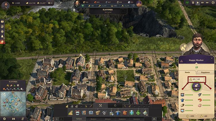 Anno 1800 Mod screenshot