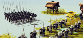 True War Modded in Besiege HD