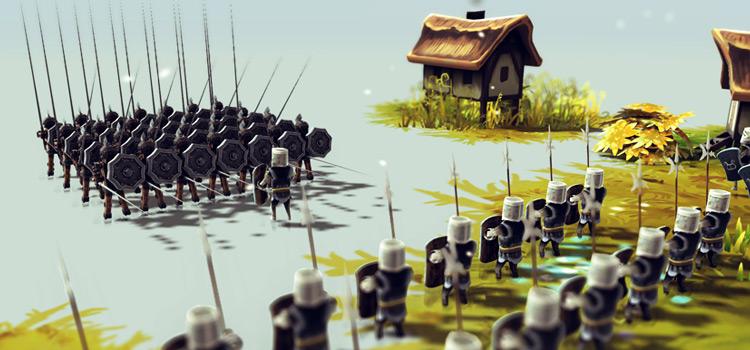 True War Modded in Besiege HD
