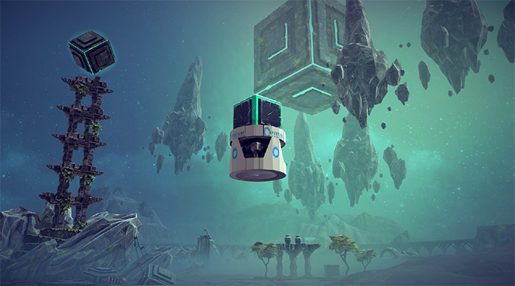 The Portal-Pack Besiege mod