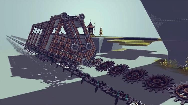 Blade Runners Besiege game mod