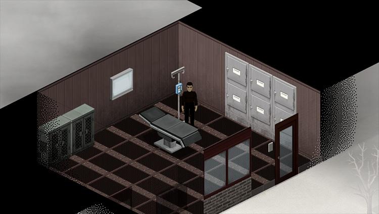 Silent Hill Project Zomboid mod