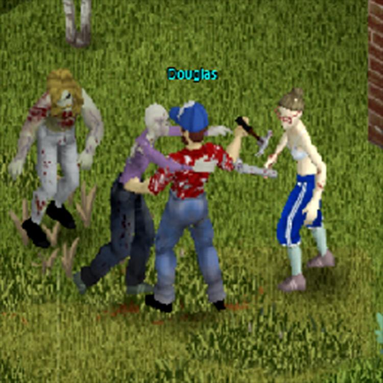 Superb Survivors! Project Zomboid mod