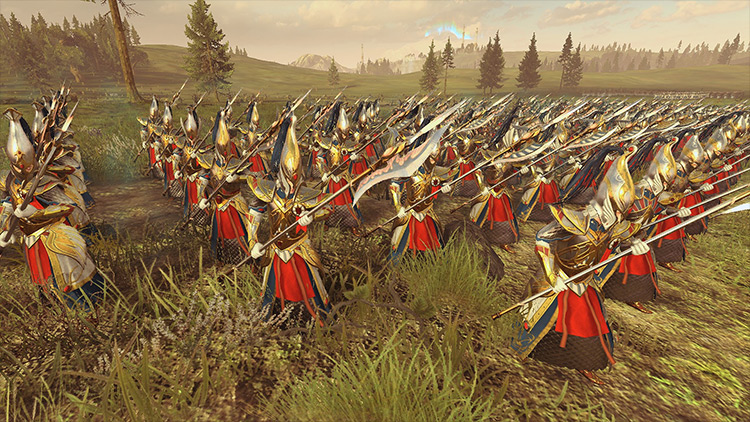Radious TW: Warhammer II mod screenshot