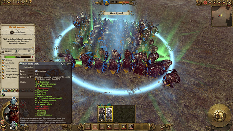 Unit Formations mod for Total War: Warhammer 2