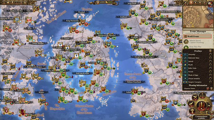Totally Random Total War Generator Total War: Warhammer 2 mod