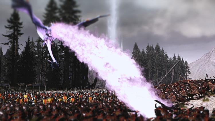 Brutal Battles Total War: Warhammer 2 mod screenshot