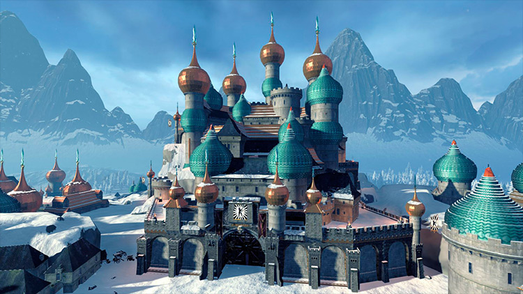 Grand Campaign Custom Maps Total War: Warhammer 2 mod