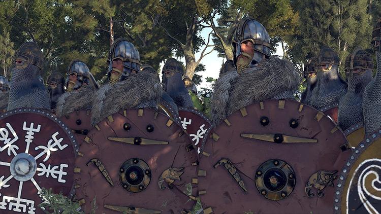 Better Camera Mod for Total War Saga: Thrones of Britannia