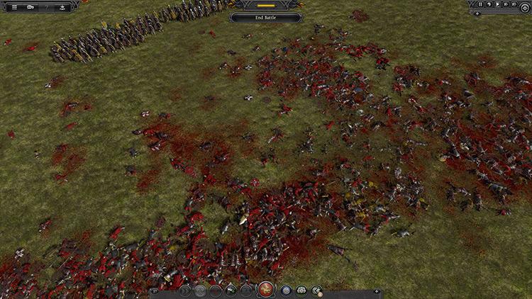 Bloody Aftermath Total War Saga: Thrones of Britannia mod