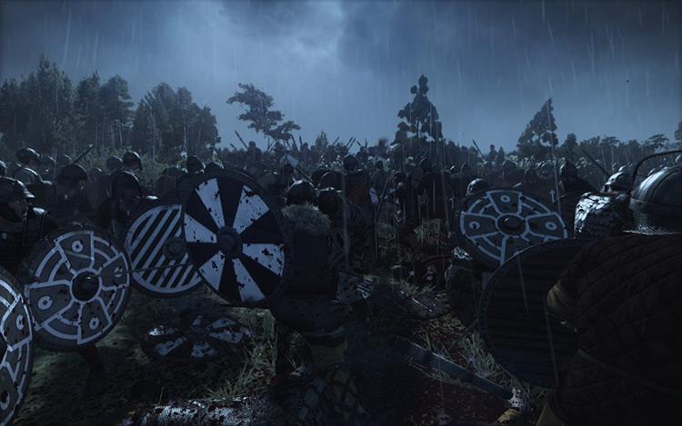 Cinematic Battle Mod for Total War Saga: Thrones of Britannia