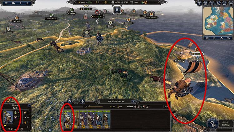 Bardr Model Dublin Total War Saga: Thrones of Britannia mod