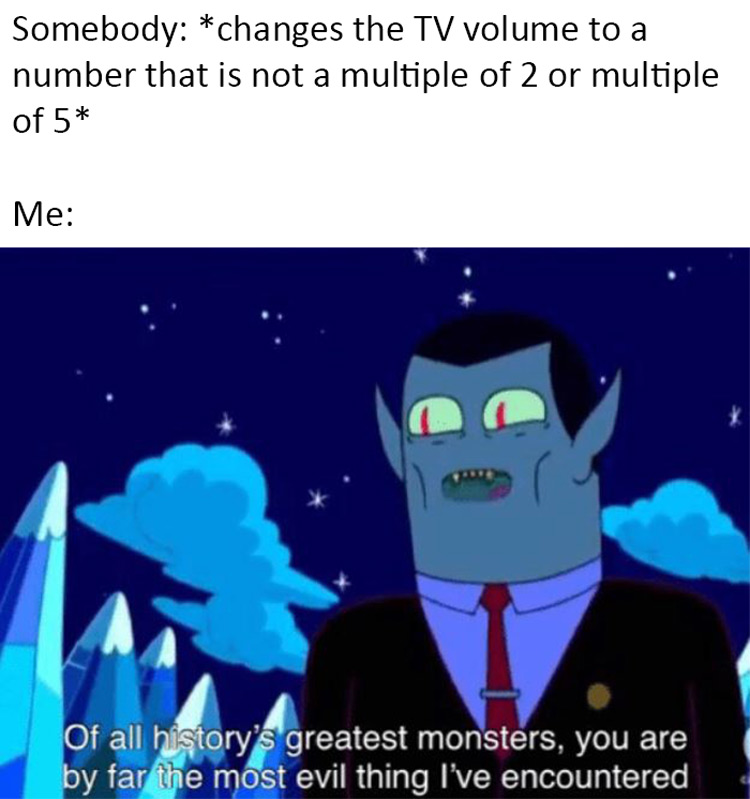 Changes TV volume Adventure Time meme