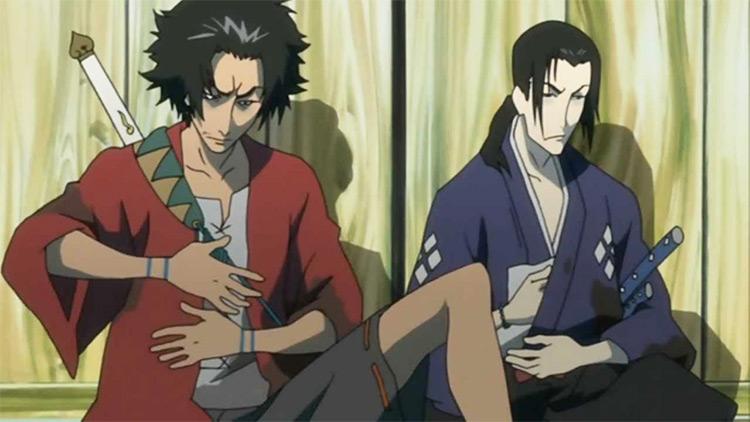 Samurai Champloo Shinichiro Watanabe screenshot
