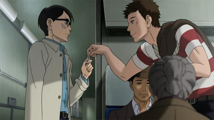 Kids on the Slope anime by Shinichiro Watanabe