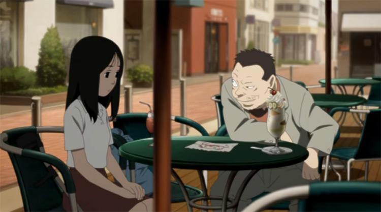 Satoshi Kon Works - Paranoia Agent anime