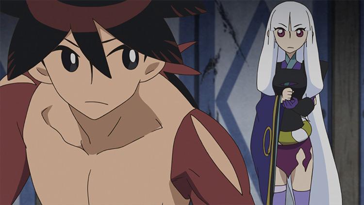 Katanagatari anime screenshot