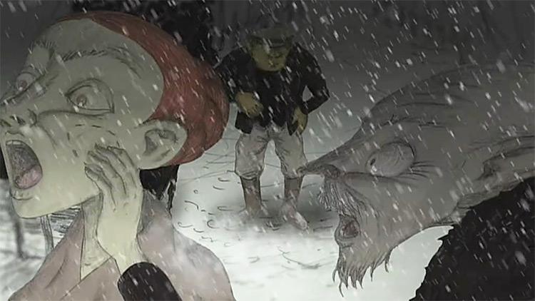 Yamamura Koji Works - Atama Yama anime