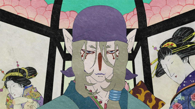 Mononoke anime screenshot