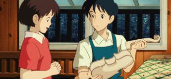 Shizuku and Seiji - Whisper of the Heart screenshot