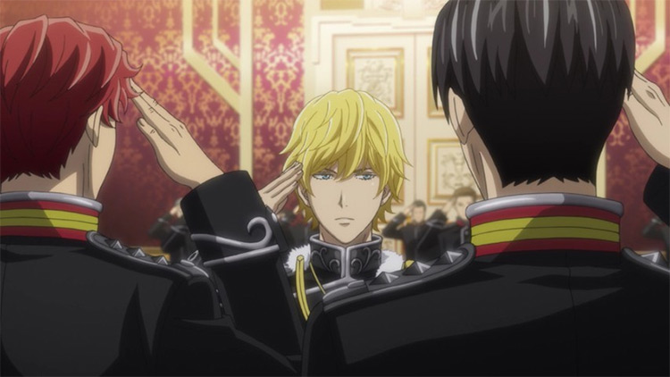 Legends of the Galactic Heroes anime