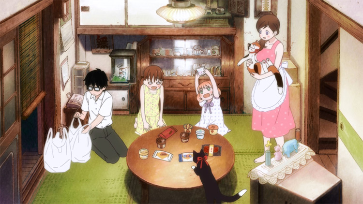 March Comes in Like a Lion anime