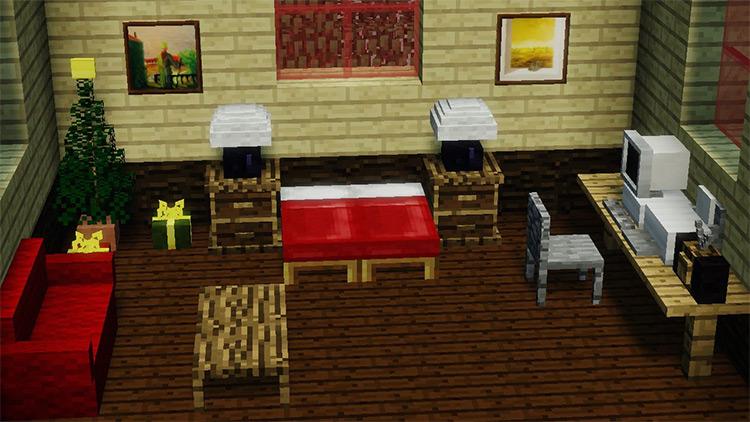 MrCrayFish's Furniture Mod screenshot