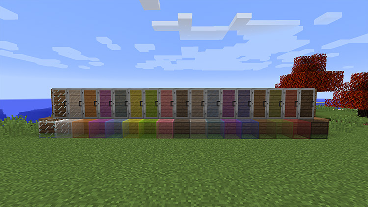 NiftyBlocks Mod for Minecraft