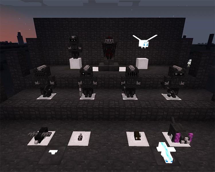 Darksteel Mod screenshot