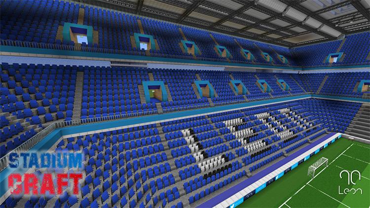 StadiumCraft Minecraft Mod