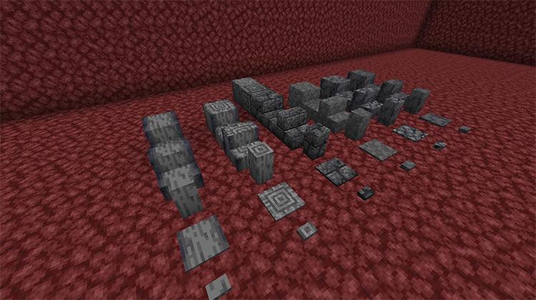 Basalt Blocks Minecraft Mod