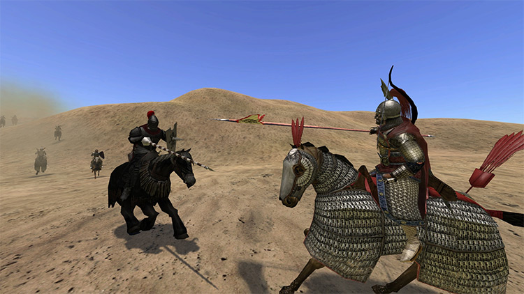 A New Dawn Mod in Mount & Blade Warband