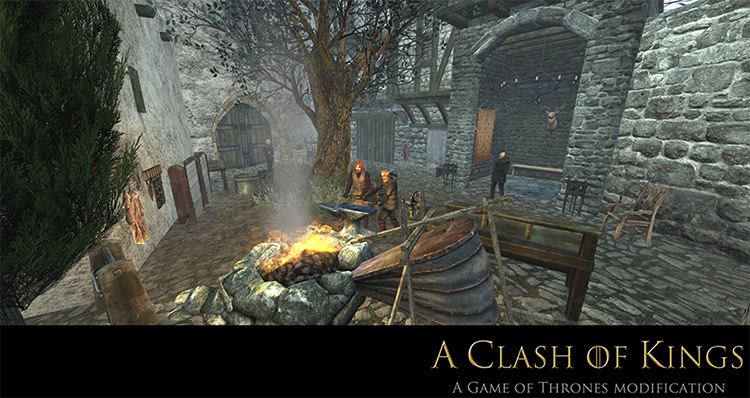 A Clash of Kings Mount & Blade Mod