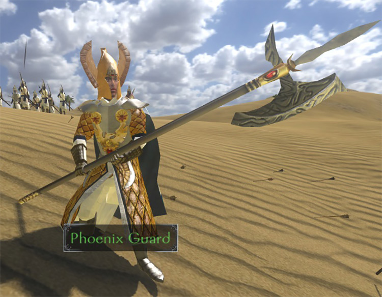 Warsword Conquest Beta for Mount & Blade Warband