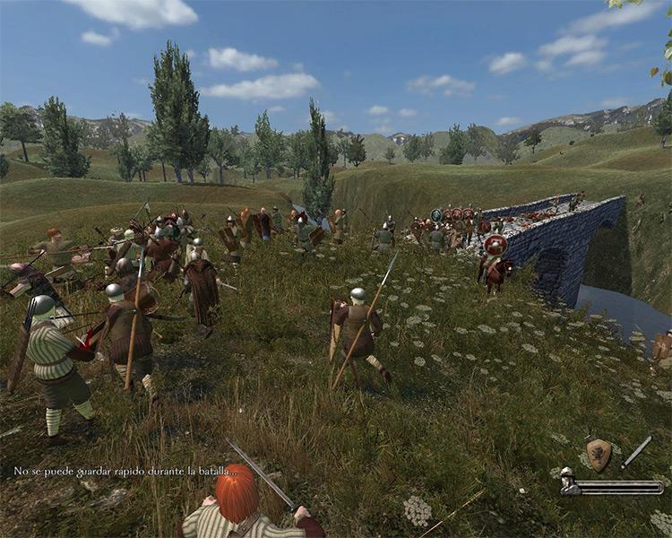 Last Breath of the Calradian Empire Mod