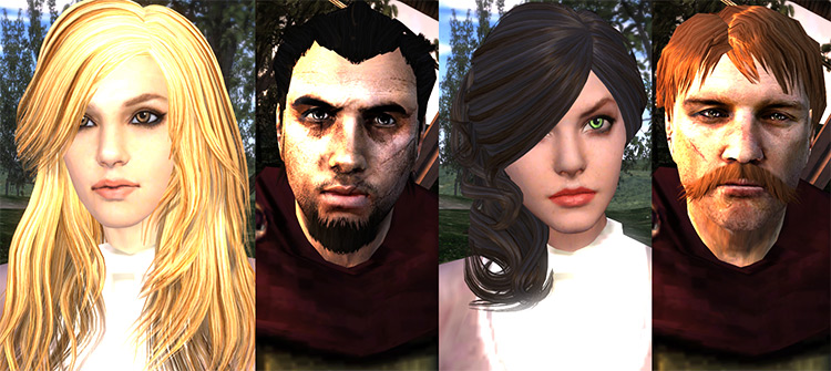 Male and Female Face Replacer screenshot
