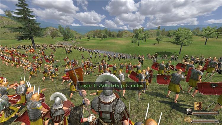 Imperium Romanum Mount & Blade Warband Mod