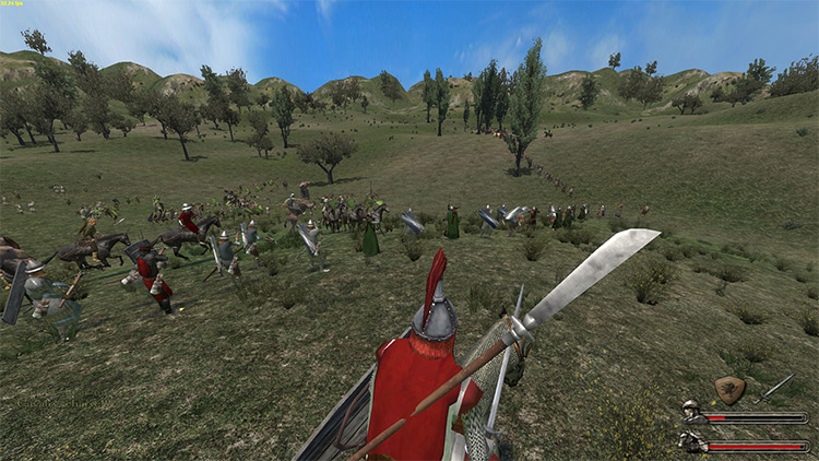 Sword of Damocles Mount & Blade Warband Mod