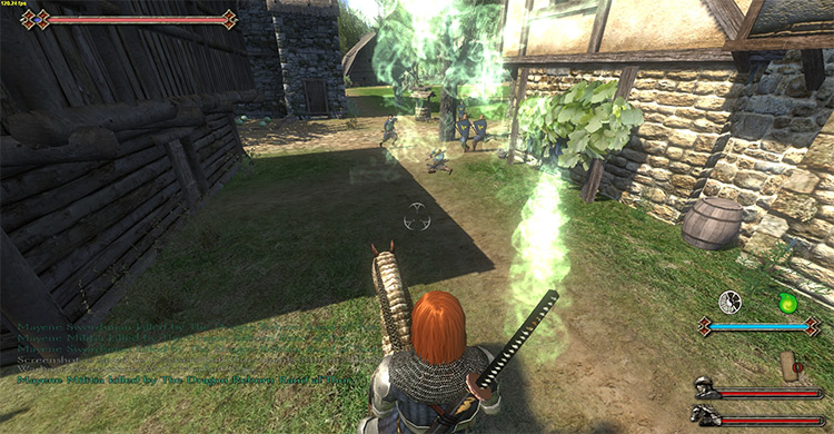 The Gathering Storm for Mount & Blade Warband