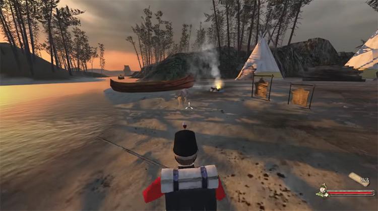 1860 Old America Mod screenshot