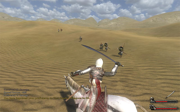 Assassin's Creed Mod Mount & Blade Warband