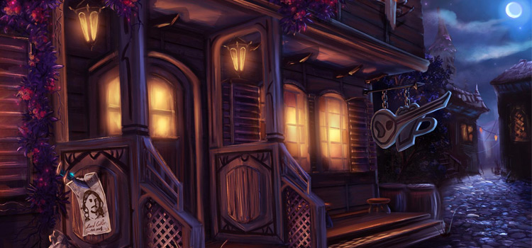 The Bard Tavern environment artwork by inoxdesign