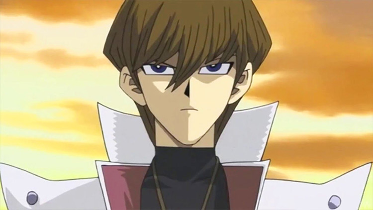Seto Kaiba screenshot from Yu-Gi-Oh! Anime