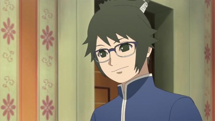 Denki Kaminarimon Boruto anime screenshot