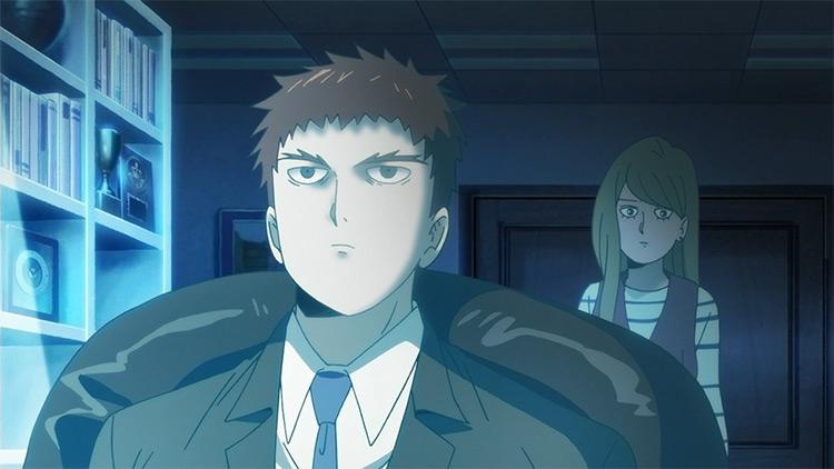 Touichirou Suzuki from Mob Psycho 100 anime